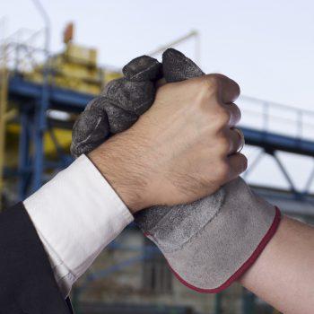 Wir übernehmen Verantwortung für das Unternehmen und unser Handeln.